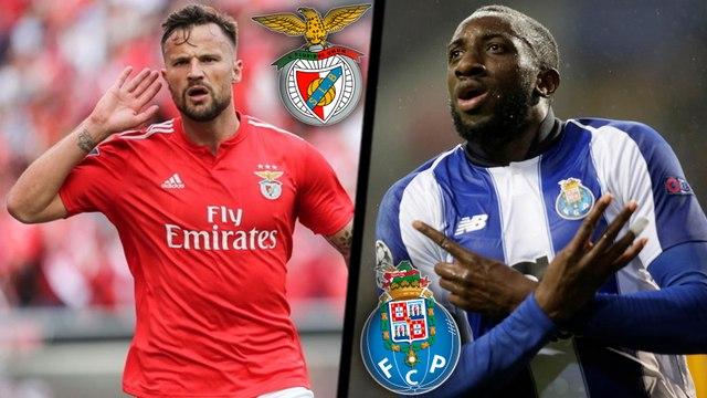 Benfica-Porto : les compos probables