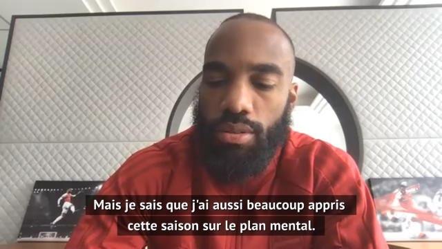 """Arsenal - Lacazette : """"C'est sans doute la saison la plus difficile de ma carrière"""""""