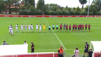 REPLAY :  : Amical LOSC-RSC Anderlecht (2-0)