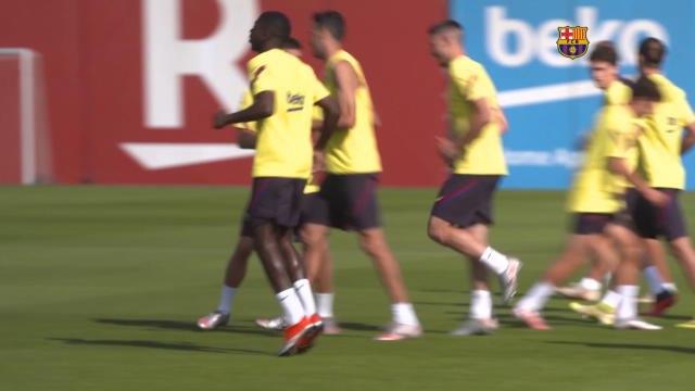 Quarts - Barcelone peaufine les derniers détails avant Naples