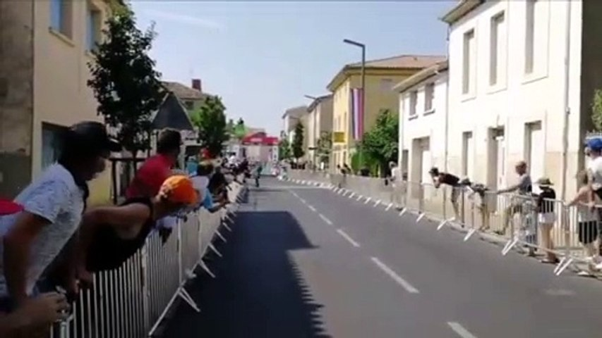 Cycling - Route d'Occitanie 2020 - Bryan Coquard wins Stage 1