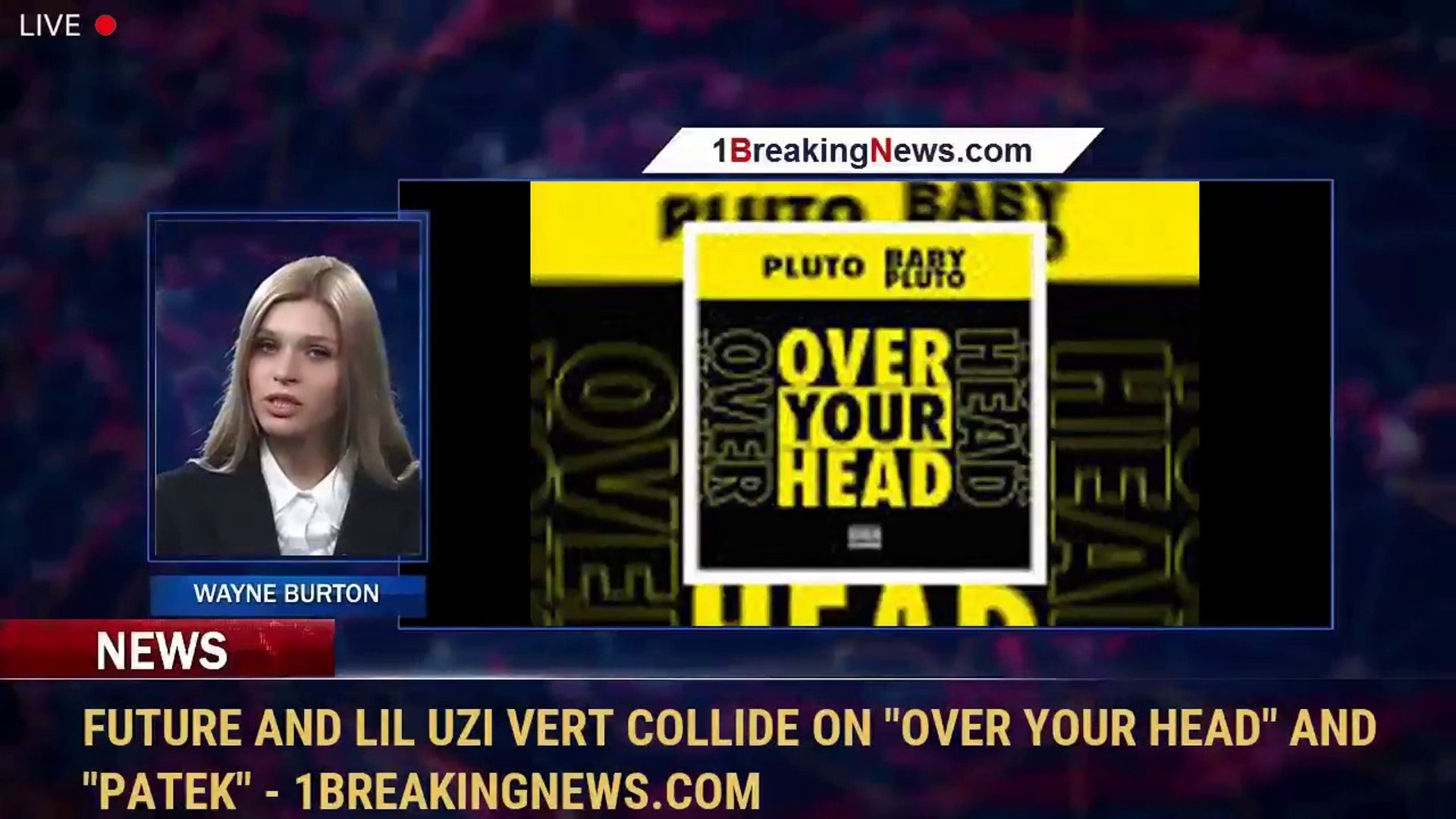 Future And Lil Uzi Vert Collide On Over Your Head And Patek 1breakingnews Com Video Dailymotion If you're looking for the best lil uzi vert wallpapers then wallpapertag is the place to be. future and lil uzi vert collide on over your head and patek 1breakingnews com