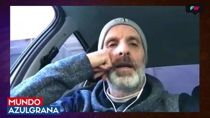 """Con Soso pienso en un San Lorenzo agresivo"""