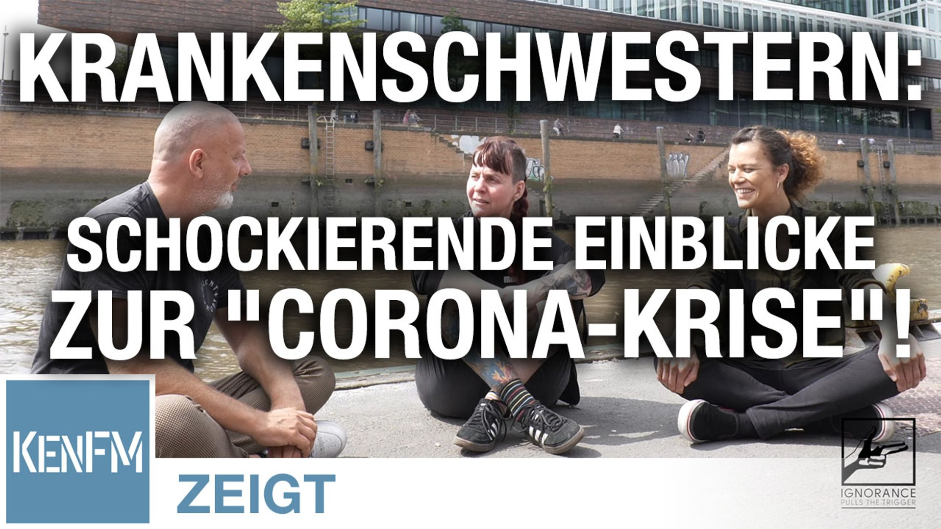 """Krankenschwestern – Schockierende Einblicke zur """"Corona-Krise""""!"""