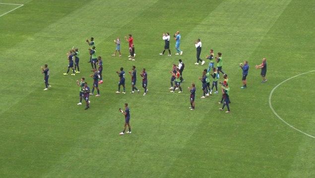 Les 3 buts du match amical SMCaen 1-2 Havre AC