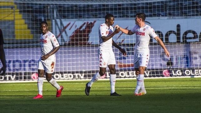 Highlights : Eintracht Francfort 1-1 AS Monaco