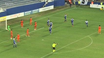 Bastia 2-2 Montpellier : Les buts