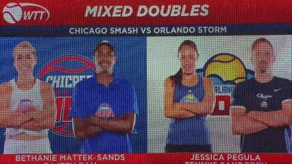 WTT 2020: Chicago 24, Orlando 13