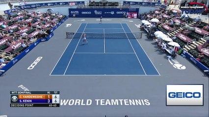 WTT Today: Semifinals Recap
