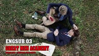 Great Men Academy Episode 3 Part 1