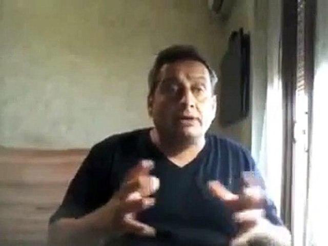 Sant'Eufemia, il video messaggio di Domenico Rositano contro la giornalista di StrettoWeb Monia Sangermano