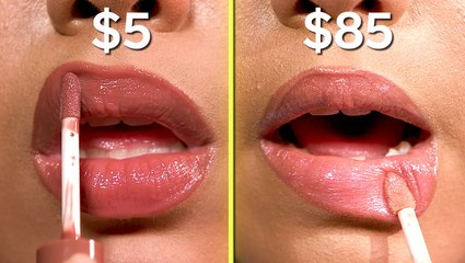 We tried four popular lip glosses from $5 to $85. Here's the best one.