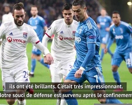 Huitièmes - Sarri impressionné par Lyon face au PSG