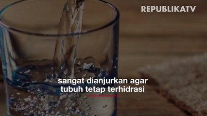Minum (ilustrasi)