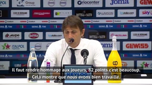 """38e j. - Conte attaque sa direction : """"Trop peu de protection face aux critiques"""""""