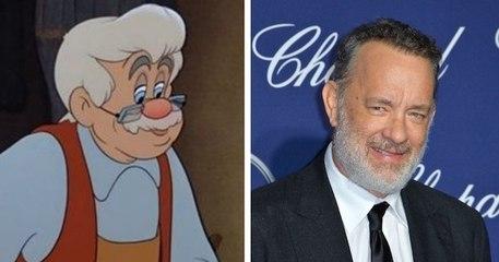 «Pinocchio» : Tom Hanks pourrait incarner Geppetto dans le nouveau remake de Disney