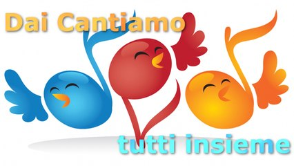 Giulia Parisi - Dai cantiamo tutti insieme #Canzonibambini e Musica per bambini