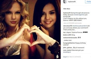 Selena Gomez ve Taylor Swift düet mi yapacak?