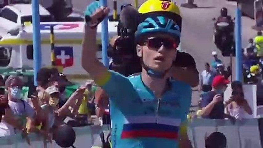 Cycling - Mont Ventoux Dénivelé Challenges 2020 - Aleksandr Vlasov wins