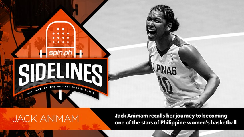 SPIN Sidelines with Jack Animam