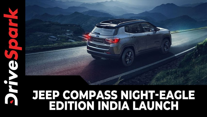 Jeep Compass Night-Eagle Edition India Launch   Prices, Features, Specs & Other Details