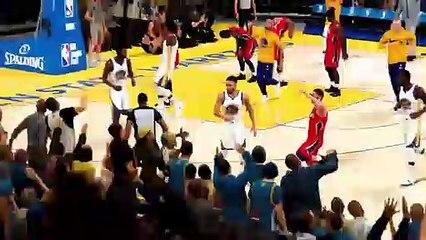 Le nouveau trailer de NBA2K21