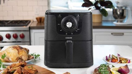 This Best-Selling Air Fryer Is on Sale for Today Only