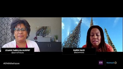 Karen Mack, LA Commons: How Arts and Activism Can Make Social Change | SPARK S2 Ep1