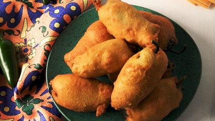 These Jalapeńo Popper Corn Dogs Are An Amazing Party Food