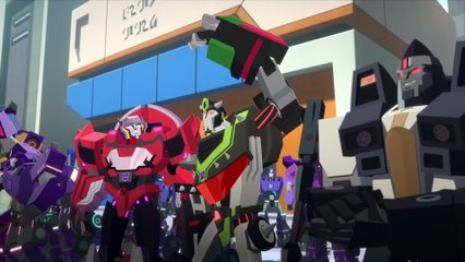 Transformers: Cyberverse - [Season 3 Episode 6]: The Dead End