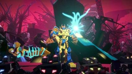 Transformers: Cyberverse - [Season 3 Episode 4]: The Battle For Cybertron IV