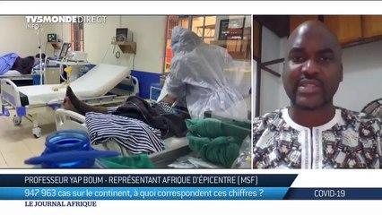 Les pays africains connaissent-ils réellement le nombre de contaminations et de décès ?