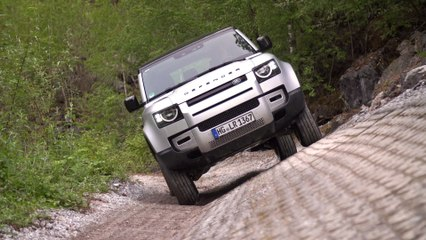 Ist der neue Defender so gut wie der alte Land Rover?