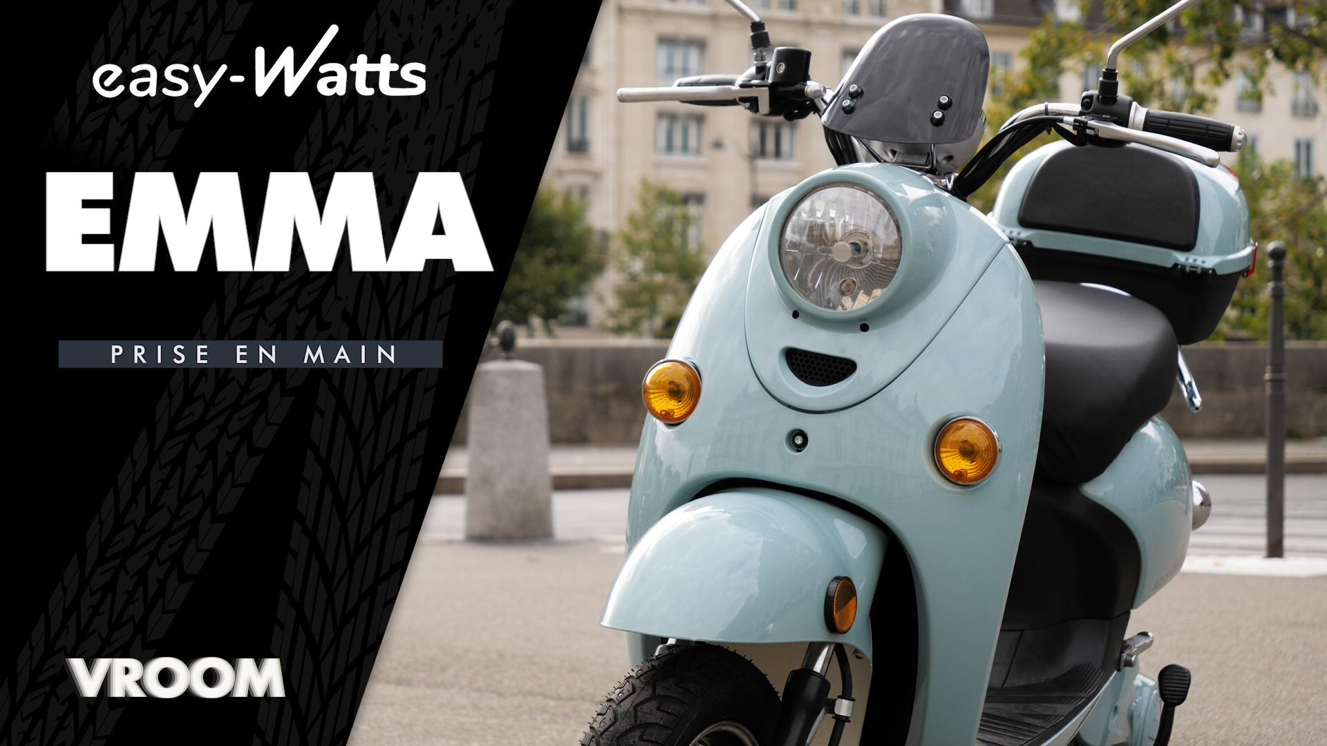 Test du Emma : que vaut le scooter électrique le moins cher ?