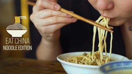 Introducing Our Series on Chinese Noodles