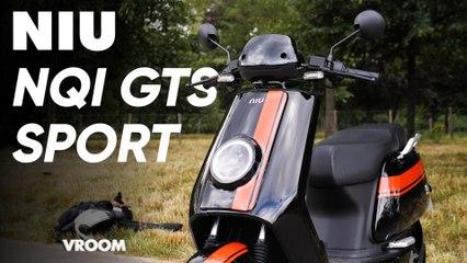 Test du Niu NQi GTS Sport : que vaut le moins cher des scooters rapides ?