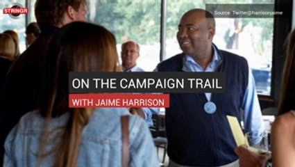 Jaime Harrison Update From The Trail - Subtitled