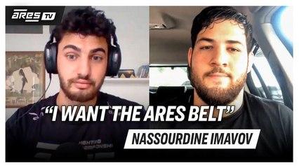 ARES TV - Nassourdine Imavov