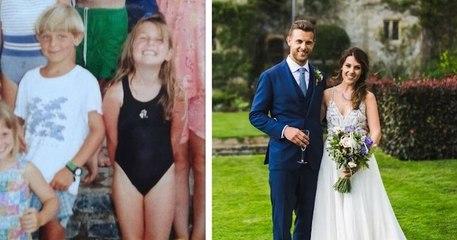 Après leur rencontre à l'université, un couple réalise qu'ils ont partagé un amour de vacances 20 ans plus tôt
