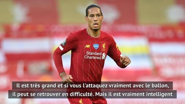 """Liverpool - Touré : """"van Dijk est un joueur très intelligent"""""""