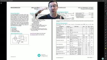 EEVblog #1325 - OPAMP Shootout - Datasheet Deep Dive