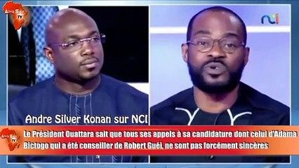ASK sur NCI : Le Président Ouattara sait que tous ses appels à sa candidature dont celui d'Adama Bictogo qui a été conseiller de Robert Guéi, ne sont pas forcément sincères