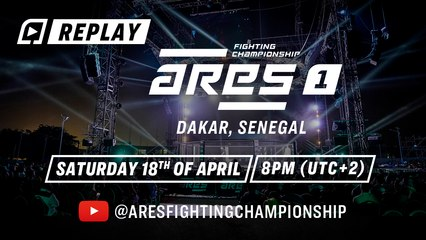 FULL REPLAY : ARES 1