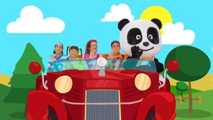 Panda e Os Caricas - O Calhambeque Pi-Pi