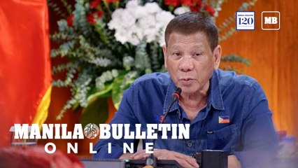 Duterte refuses to fire DOH chief, says Duque did not import COVID to PH