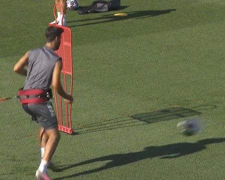 8es - Le Real Madrid prépare son choc face à City