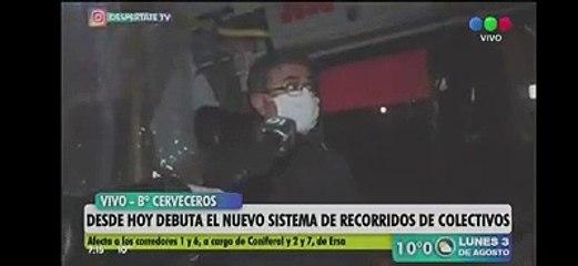 Periodista hacía una nota en vivo y le robaron el celular