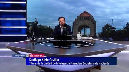 UIF congela cuentas de Cárdenas Palomino y Ramón Pequeño por nexos con el narco