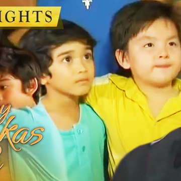 Enrique takes Santino to his new home | May Bukas Pa