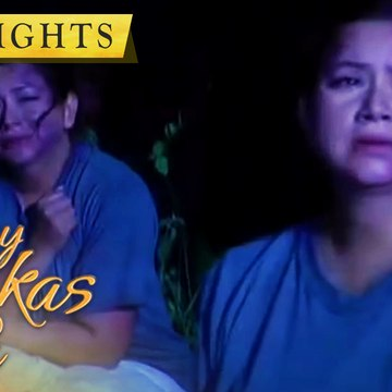 Malena desperately calls for help in the street | May Bukas Pa
